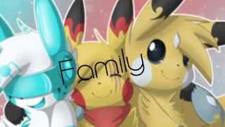 Pokemon Family